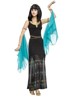 Egyptian Queen Women's Costume