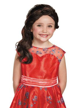 Elena of Avalor Wig For Children