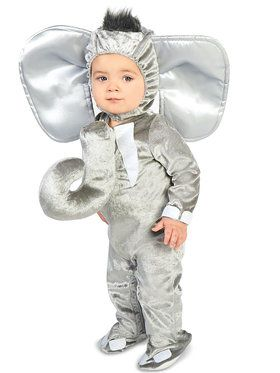Elephant Prince Costume For Babies