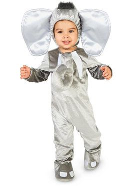 Elephant Prince Costume For Toddlers