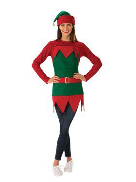 Elf Apron Costume