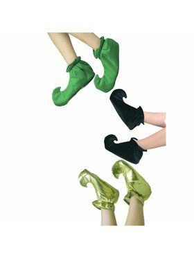 Elf/Jester Shoes Adult Costume