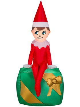 Elf on the Shelf Airblown Inflatable Decoration
