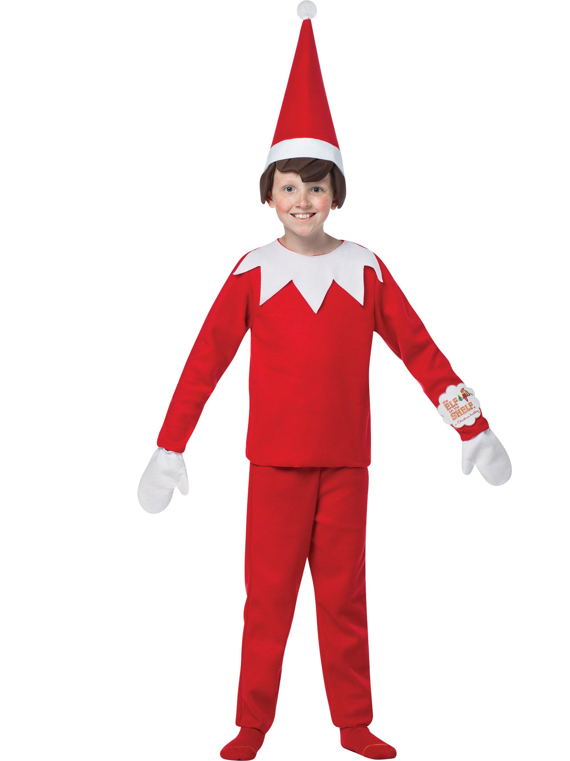 cb16ca237 Boys Elf On The Shelf Costume - Boys Costumes for 2018 | Wholesale ...