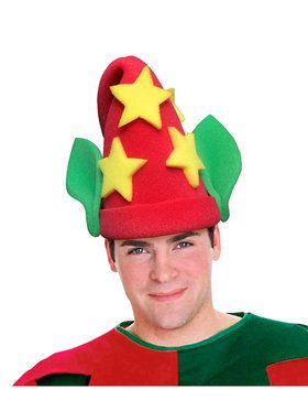 Elf With Ears Hat Adult