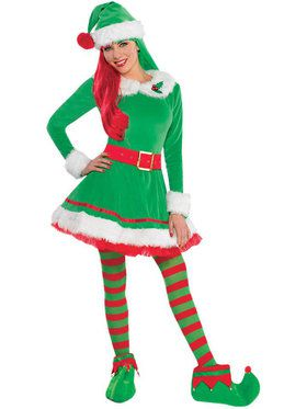 Elf Women's Costume