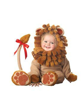 Elite Lil' Lion Infant Toddler Costume