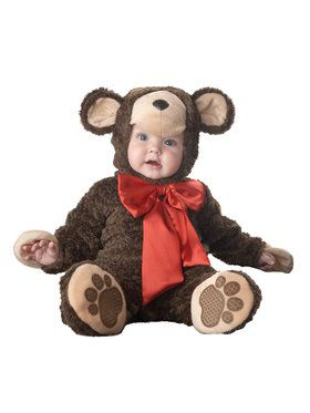 Elite Lil Teddy Bear Infant Toddler Costume