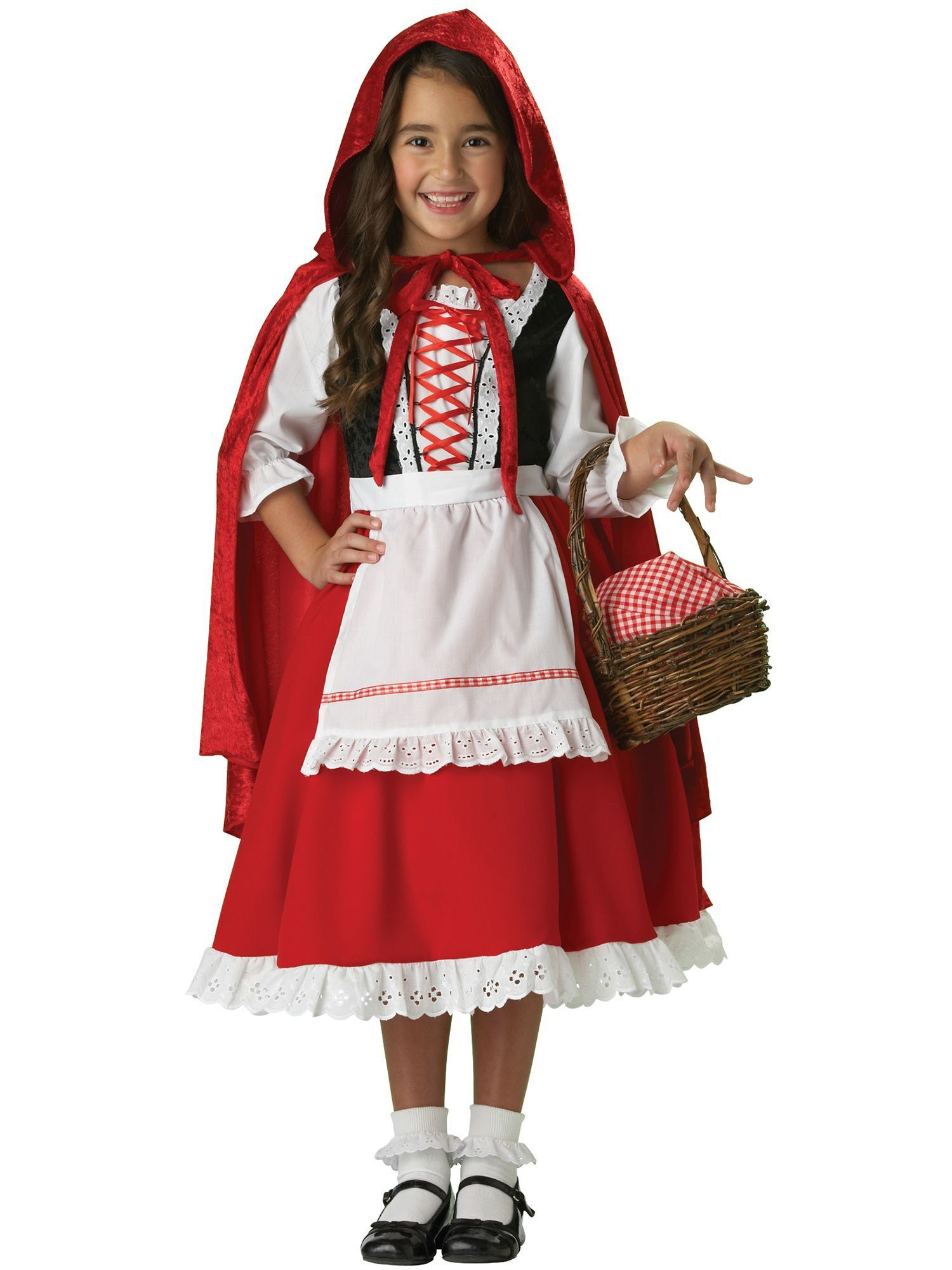 Elite Little Red Riding Hood Child Costume - Girls Costumes for 2019 - Wholesale Halloween Costumes