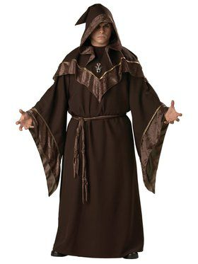 Elite Mystic Sorcerer Adult Plus Costume