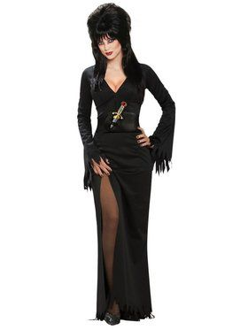 Elvira Halloween Sensation Costume