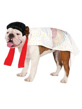Elvis Pet Costume