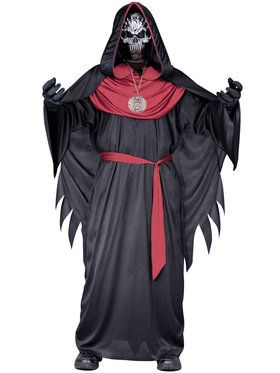 Emperor of Evil Costume for Boys