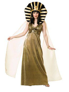 Women's Empress of the Nile Costume