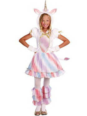 Enchanted Lil Unicorn Child Costume