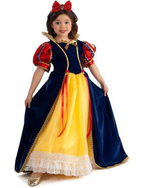 Enchanted Princess Child Costume