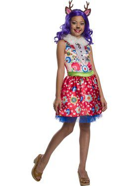 Enchantimals Danessa Deer Costume for Girls