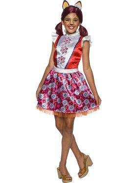 Enchantimals Felicity Fox Costume for Girls