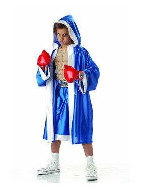 Everlast Boxer Muscle Chest Child Costume