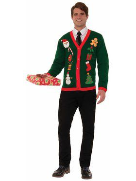 Everything Christmas Sweater Cardigan