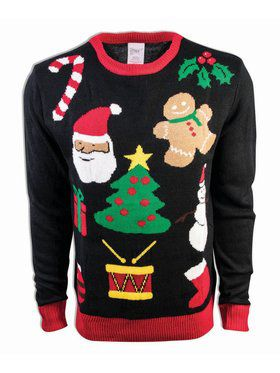 Everything Christmas Sweater Top