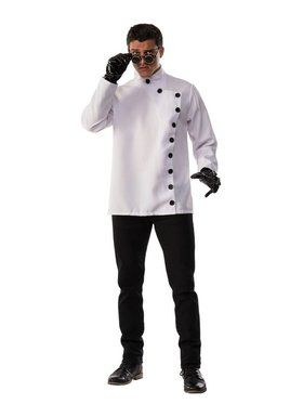 Evil Scientist Men's Costume