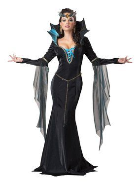 Evil Sorceress Women's Costume