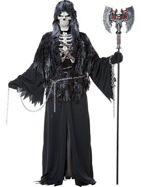 Evil Unchained Men's Costume