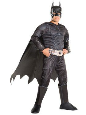 Batman The Dark Knight Deluxe Kids Child Costume