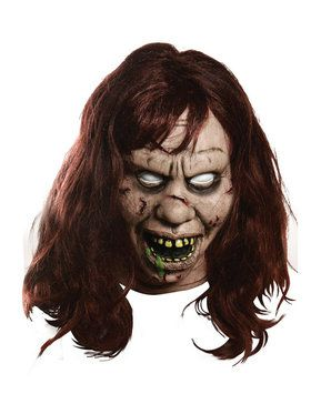 Exorcist Regan Mask