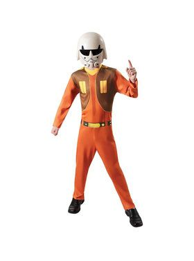 Star Wars Ezra Bridger Child Costume Set