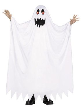 Fade In Out Ghost Costume For Kids