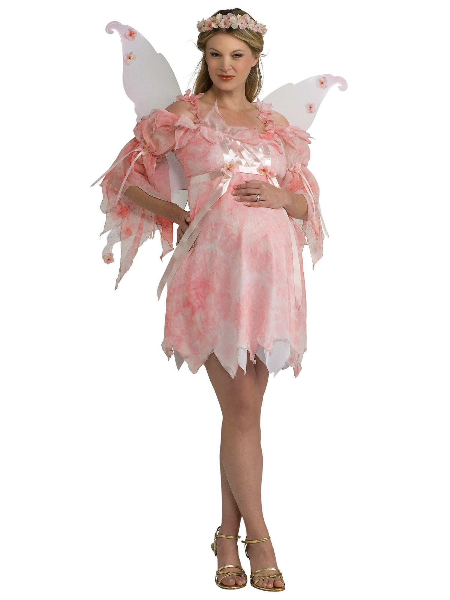 Rubie's Women's Maternity Fairy Costume