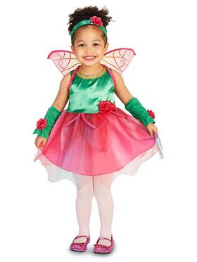 Fairy Princess Costume For Toddlers