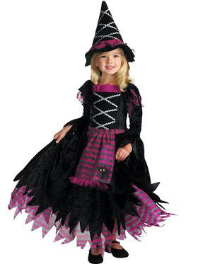 Fairytale Witch Costume For Children