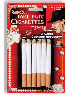 Fake Puff Cigarettes Costume Accessory