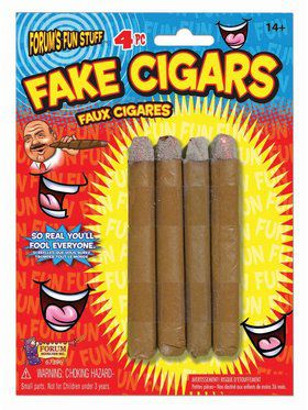 Fake Accessory Cigars