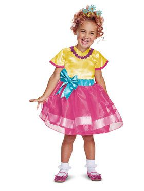 Child's Fancy Nancy Costume