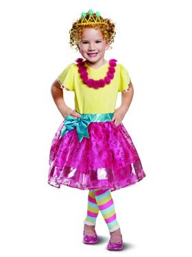 Deluxe Fancy Nancy Costume for Toddlers