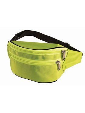 Fanny Pack Green Pink Accessory