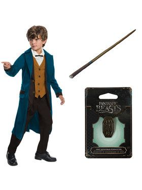 Fantastic Beasts and Where to Find Them for Halloween
