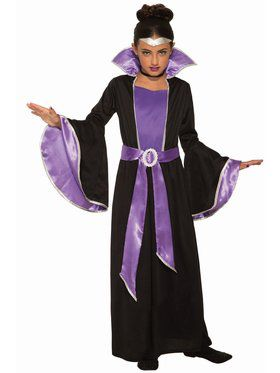Fantasy Sorceress Child Costume