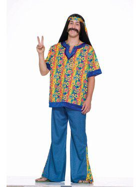 Far Out Man Costume Adult
