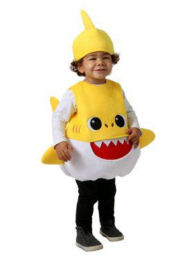 Feed Me Baby Shark Toddler Costume
