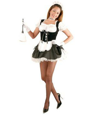 Women's Fifi the French Maid Costume