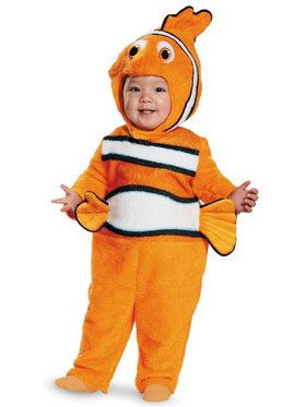 Finding Dory Deluxe Nemo Costume For Toddlers