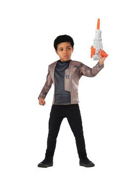 Star Wars Finn Muscle Shirt Child Costume