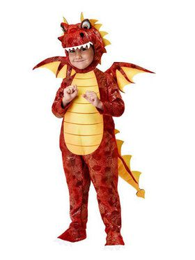 Fire Breathing Dragon Childs Costume