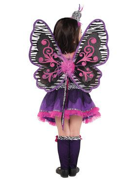 Firece Fairy Wings For Children