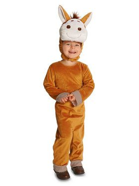 First Rodeo Horse Toddler Costume